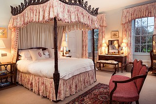 Bedroom at Churchtown House