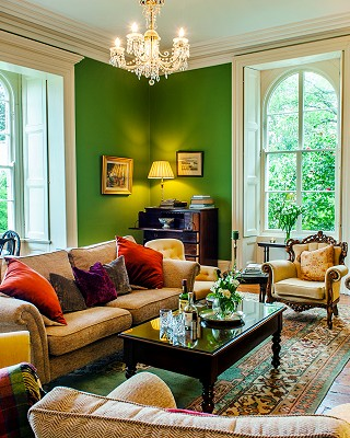 Coolclogher House Sitting Room