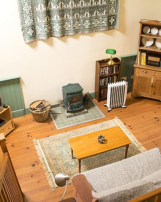 Old forge sitting room