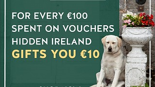 Hidden Ireland Black Friday Vouchers