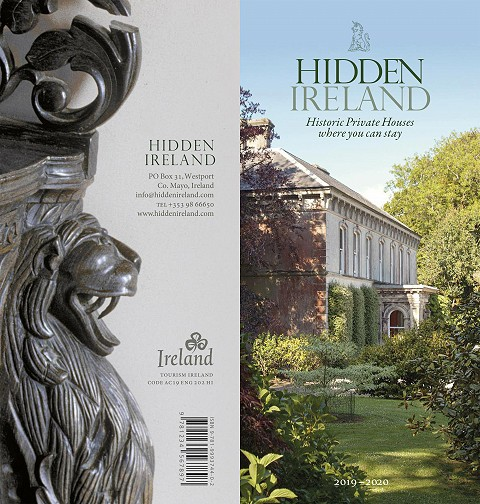 Hidden Ireland Brochure 2019 - 2020