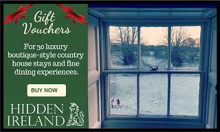 Hidden Ireland Christmas Gift Vouchers
