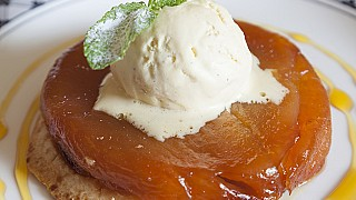 Tarte tatin recipe from Clonganny House