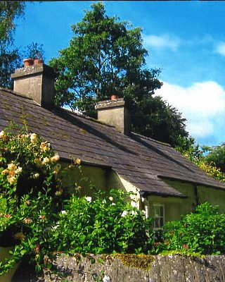 Clonleason Gate Lodge