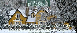 Hidden Ireland Christmas Competition