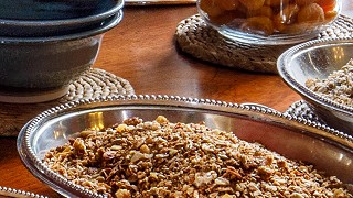Temple House Granola