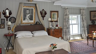 The Quay House bedroom