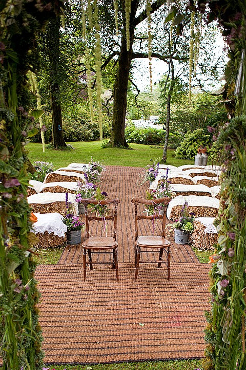 Bespoke Woodland Weddings At Ballyvolane House In Cork